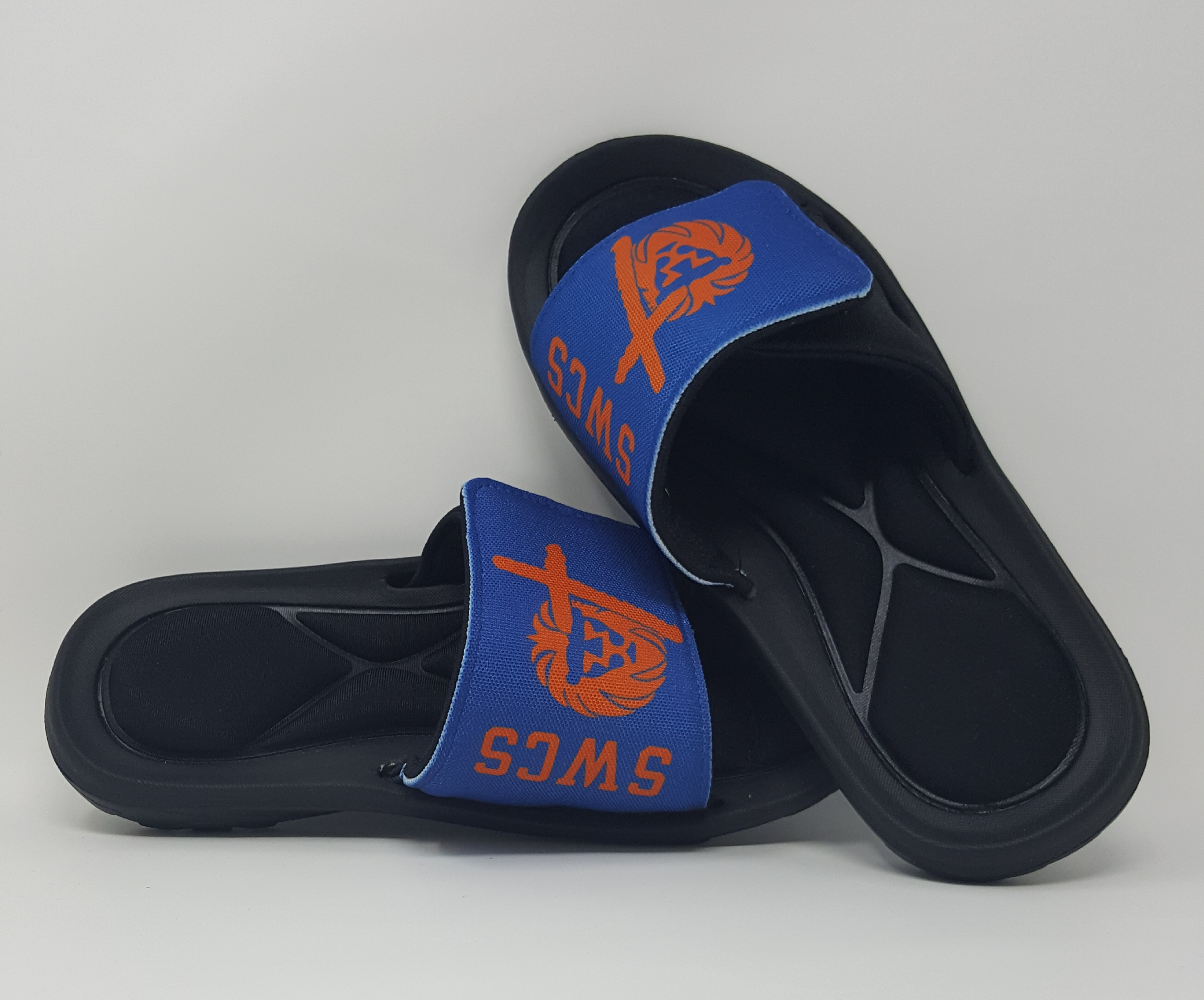 Slide Sandal (Sandal Sizes: SM - Women 7, Kid 6)