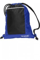 Hidden Storage, Pulse Cinch Pack. 412045. (Color: Cobalt Blue Black)