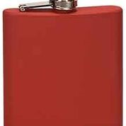 Personal Flasks (Personal Flask: Matte Red)