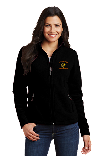 Port Authority® Ladies Value Fleece Jacket - SWCS (Jacket Size: XS Size 2, School Colors: Black)