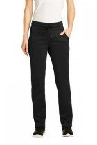 Sport-Tek® Ladies Sport-Wick® Fleece Pant (Color: Black, Pant Ladies Sizes: XS - Size 2)