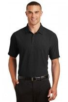Men's Ultra Soft Onyx Polo by OGIO. OG126. (Color: Blacktop, Size: Small)
