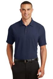 Men's Ultra Soft Onyx Polo by OGIO. OG126. (Color: Navy, Size: Small)