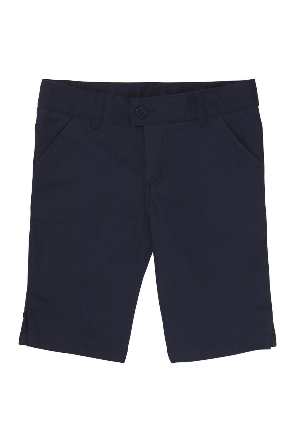French Toast Girl's Bermuda Short (Color: Navy Short - YLS, Size: 4)