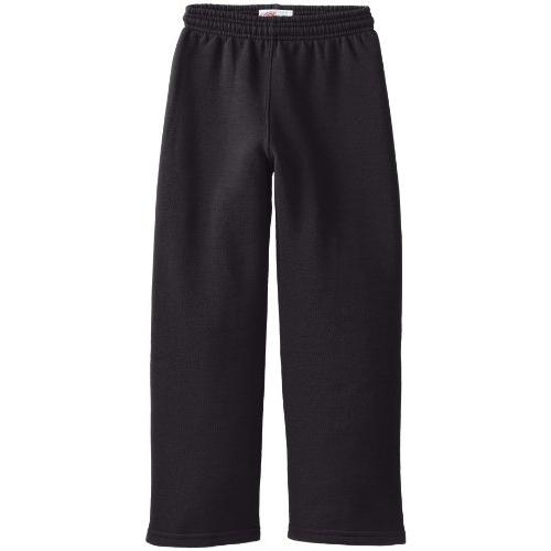 PE Sweat Pants - Youth (Color: Black, Size: XS - Size 7)